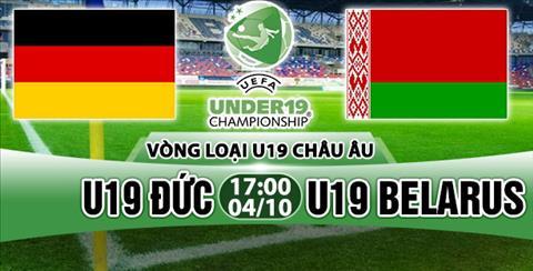 Nhan dinh U19 Duc vs U19 Belarus 17h00 ngay 410 (VL U19 chau Au 2018) hinh anh