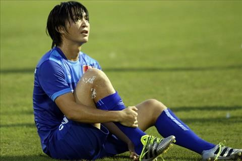 HLV Park Hang Seo trieu tap 9 cau thu HAGL len tuyen U23 Viet Nam hinh anh