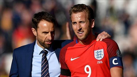 Southgate chọn Harry Kane trở thành đội trưởng ĐT Anh