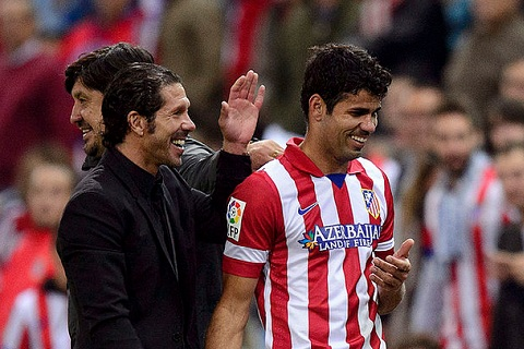 Simeone va Costa