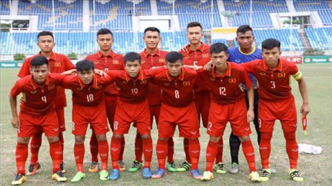 Vong loai U19 chau A doi the thuc, U19 Viet Nam buoc phai nhat bang hinh anh