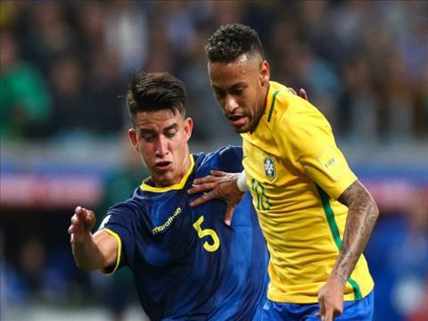 Tong hop Bolivia 0-0 Brazil (Vong loai World Cup 2018) hinh anh