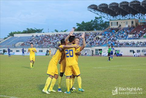 Quang Nam 3-3 (4-7) SLNA Doi bong xu Nghe vao chung ket cup QG 2017 hinh anh
