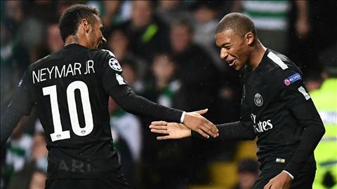Mbappe Neymar khong hay bang Griezmann hinh anh