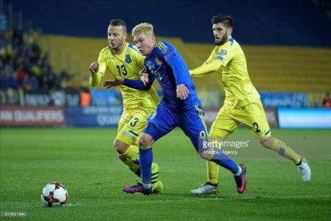 Nhan dinh Kosovo vs Ukraine 1h45 ngay 710 (VL World Cup 2018) hinh anh