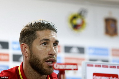 Sergio Ramos khang dinh noi bo DT Tay Ban Nha van rat doan ket.