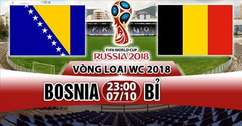 Nhan dinh Bosnia vs Bi 23h00 ngay 710 (VL World Cup 2018) hinh anh