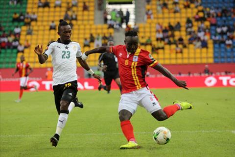 Nhan dinh Uganda vs Ghana 20h00 ngay 710 (VL World Cup 2018) hinh anh