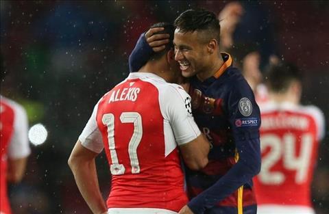 PSG tung chieu doc de so huu Alexis Sanchez hinh anh 2