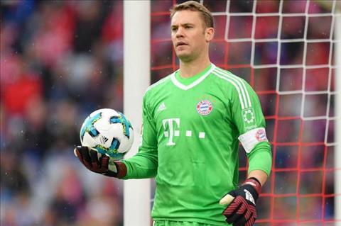Tiet lo Manuel Neuer nghi gan het mua 201718 hinh anh