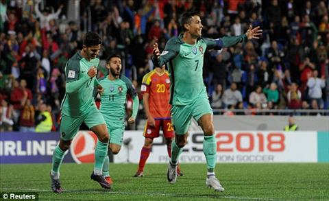 Andorra 0-2 BDN Nguoi hung du bi Cristiano Ronaldo hinh anh