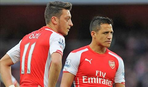 Arsenal chot gia ban cong than Alexis Sanchez trong thang 1 hinh anh