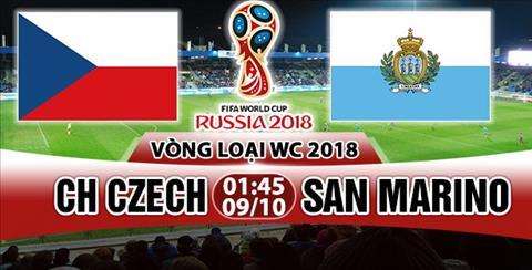 Nhan dinh Czech vs San Marino 01h45 ngay 910 (VL World Cup 2018) hinh anh