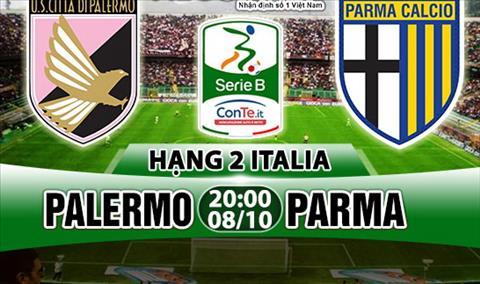 Nhan dinh Palermo vs Parma 20h00 ngay 810 (Hang 2 Italia 201718) hinh anh