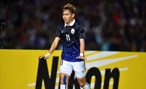 HLV Campuchia he lo ve kha nang ra san cua Messi xu chua Thap o tran gap Viet Nam hinh anh