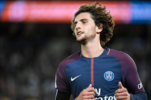 Milan muốn mua Adrien Rabiot vào đầu năm 2019 hình ảnh