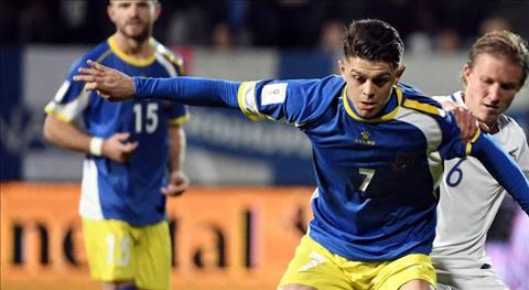 Nhan dinh Iceland vs Kosovo 01h45 ngay 1010 (VL World Cup 2018) hinh anh