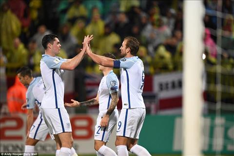 Lithuania 0-1 Anh Tam su thang nhat trong tran cau thu tuc hinh anh