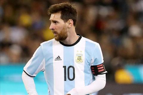 Lionel Messi khong the ganh ca the gioi cho Argentina hinh anh