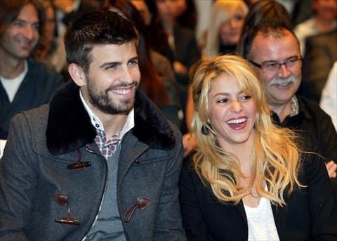 Pique va Shakira chia tay phai chang la tin don ac y hinh anh