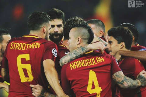 AS Roma 3-0 Chelsea 2