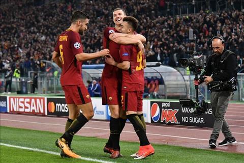 Cham diem Roma 3-0 Chelsea Goi ten Tam soi dau dan hinh anh
