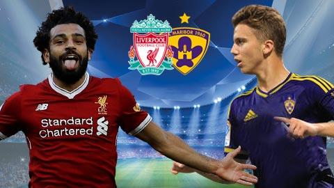 Nhan dinh Liverpool vs Maribor 02h45 ngay 211 (Champions League 201718) hinh anh