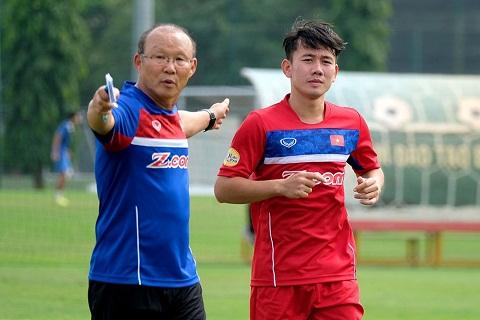 HLV Park Hang Seo tiec cho cau thu HAGL o U23 Viet Nam hinh anh