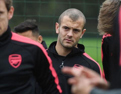 Jack Wilshere co the chia tay Arsenal vao thang 1 hinh anh