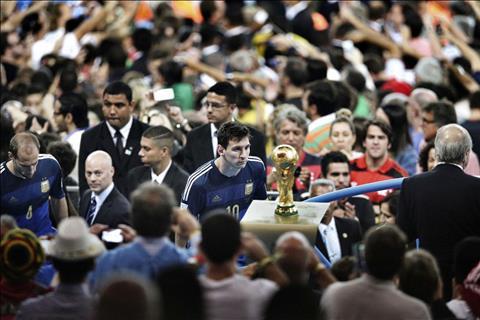 Định mệnh World Cup của Leo Messi Lời tiên tri có tự linh ứng hình ảnh 4