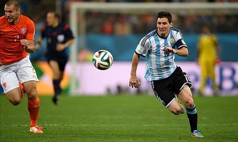 Tong hop Nga 0-1 Argentina (Giao huu quoc te) hinh anh