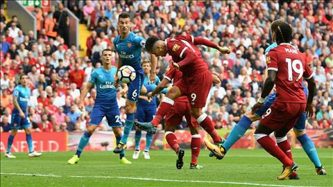 Arsenal va Liverpool giong nhau hon Klopp tuong, nhung theo chieu huong khong the goi la tich cuc