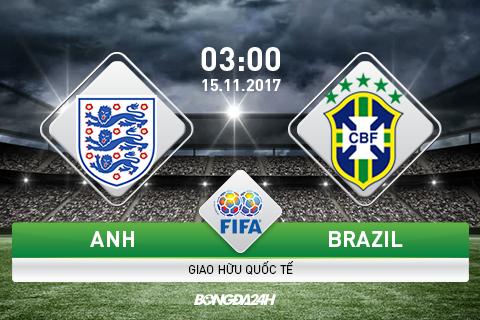 Anh vs Brazil (03h00 ngay 1511) Vu dieu Samba tren dat Anh hinh anh 2