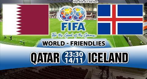 Nhan dinh Qatar vs Iceland 23h30 ngay 1411 (Giao huu quoc te) hinh anh