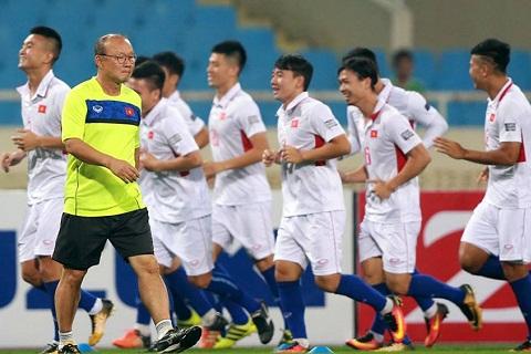 U23 Viet Nam se da voi doi hinh nao duoi thoi Park Hang Seo hinh anh