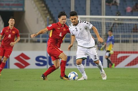 Viet Nam 0-0 Afghanistan Da the nay thi … hinh anh
