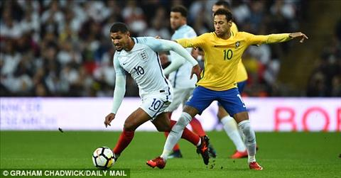 Anh 0-0 Brazil Neymar va cac dong doi bat luc o Wembley hinh anh 2