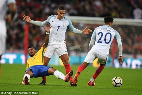 Anh 0-0 Brazil Neymar va cac dong doi bat luc o Wembley hinh anh 3