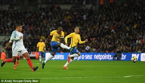 Anh 0-0 Brazil Neymar va cac dong doi bat luc o Wembley hinh anh