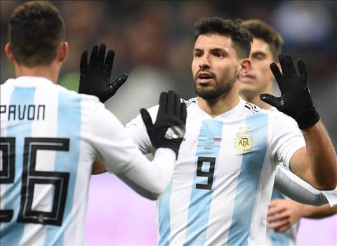 Argentina 2-4 Nigeria Vang Messi, vu cong Tango tro thanh moi ngon cho dai bang hinh anh