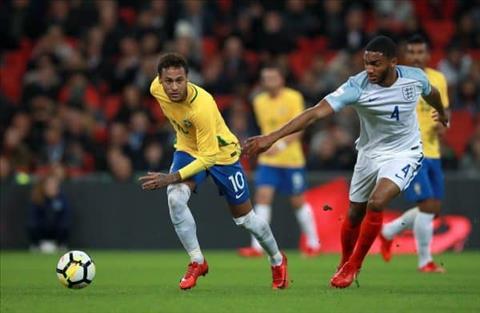 Du am Anh 0-0 Brazil Diem sang Joe Gomez hinh anh