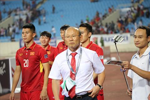 Ke hoach co diem tai VCK U23 chau A cua HLV Park Hang Seo gap thu thach hinh anh