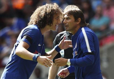 Conte noi ve mau thuan voi trung ve David Luiz hinh anh