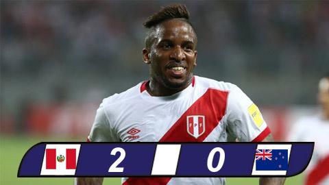 Peru 2-0 (2-0) New Zealand Tam ve cuoi cung du VCK World Cup 2018 da co chu hinh anh