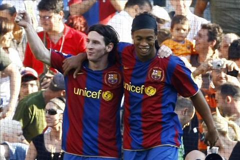 Huyen thoai Barca ung ho Lionel Messi chia tay CLB hinh anh