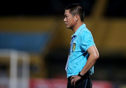 HLV CLB Ha Noi quyet ngan Quang Nam vo dich V-League 2017 hinh anh