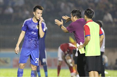 Quang Nam quyet gianh diem truoc nha DKVD Ha Noi hinh anh