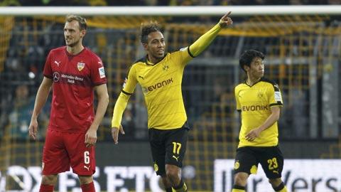 Nhan dinh Stuttgart vs Dortmund 02h30 ngay 1811 (Bundesliga 201718) hinh anh
