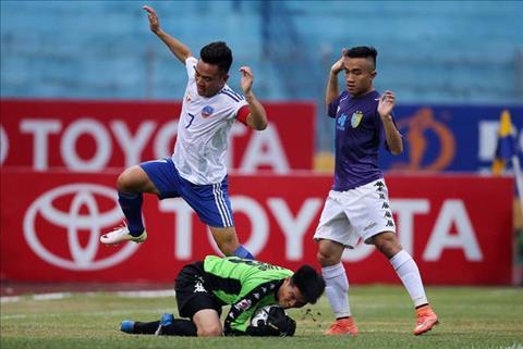 Trong tai Thai Lan cam coi tran chung ket V-League 2017 hinh anh