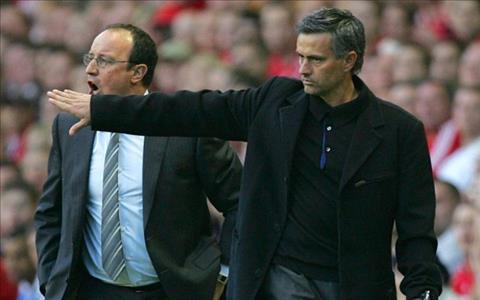 Mourinho nghi gi khi chuan bi tai ngo thu xua Benitez hinh anh